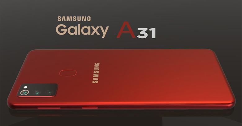 معرفی و مشخصات گوشی موبایل Samsung Galaxy A31