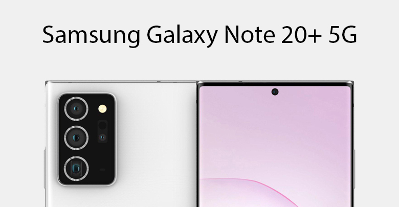 گوشی موبایل Galaxy Note 20Plus 5G