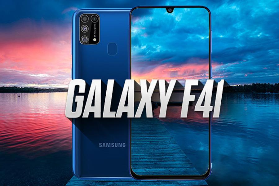 گوشی موبایل سامسونگ Samsung Galaxy F41
