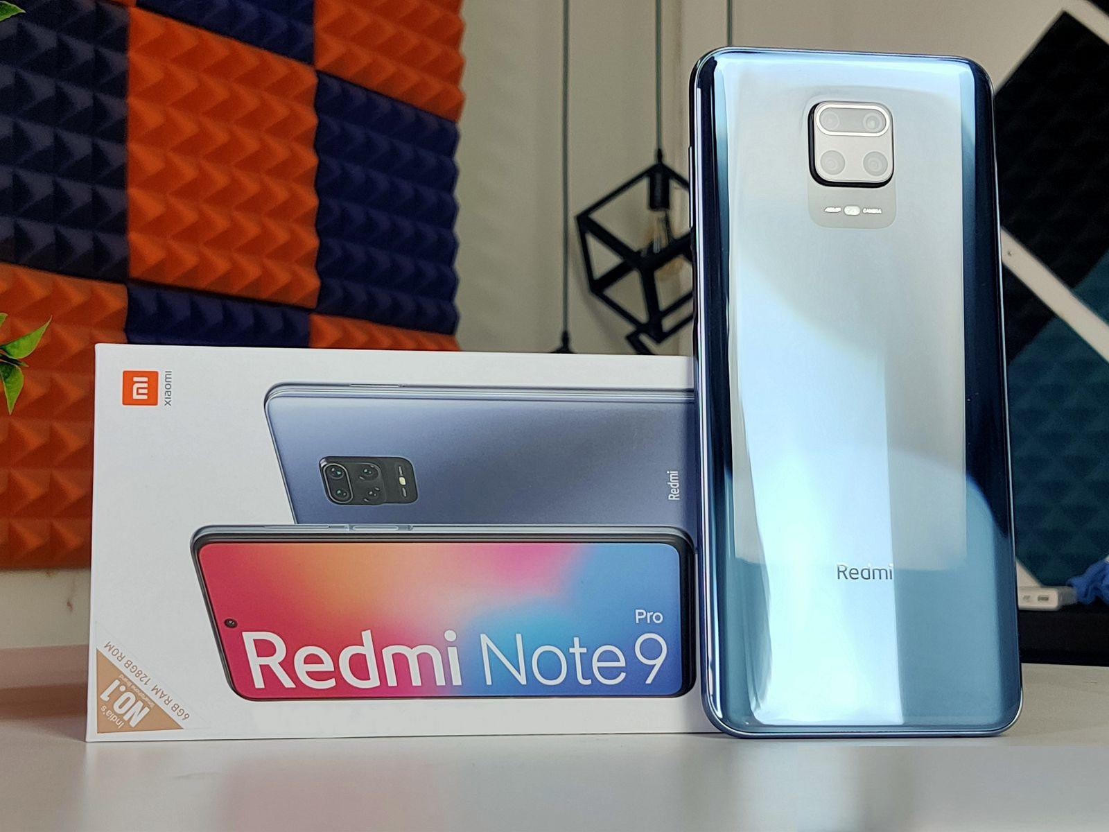 گوشی موبایل شیائومی مدلXiaomi Redmi Note 9 Pro