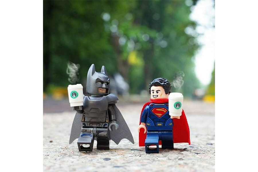 لگو مارول (marvel lego)