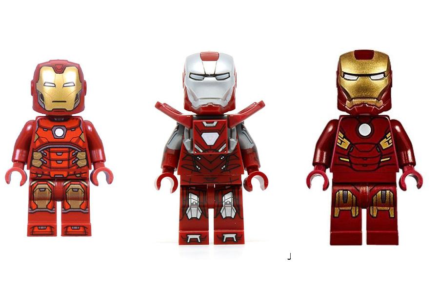 لگوی مرد آهنی ( avengers iron man)