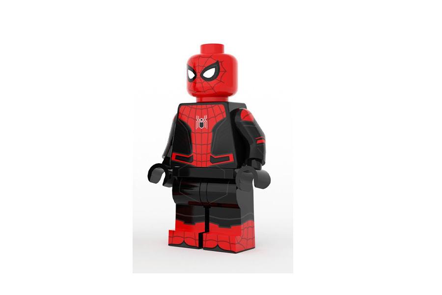 لگوی اسپایدرمن (spider man)